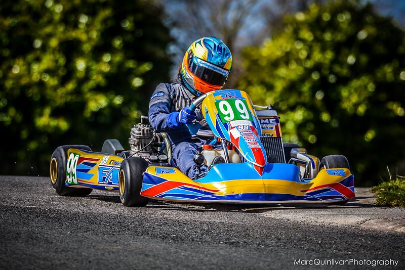 Motorsport Ireland Karting Championship 2016 - Round 3 - Athboy