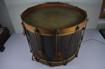 Antique Drums, Unidentified