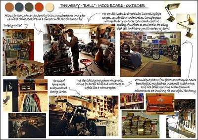 Garage Reference Images
