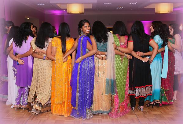 Anusha's Sweet 16 Celebration