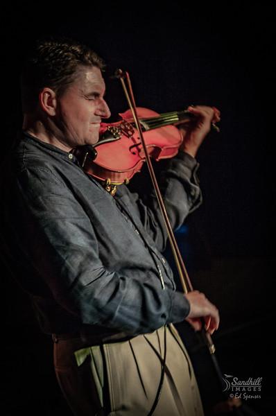Mark Russell, extraordinary fiddler