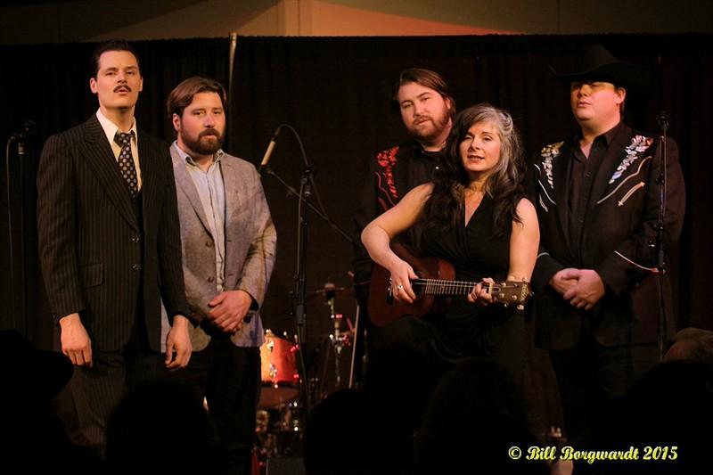 Little Miss Higgins & The Winnipeg Five at Festival Place 212