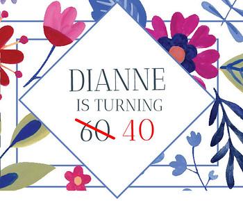 Dianne's Birthday