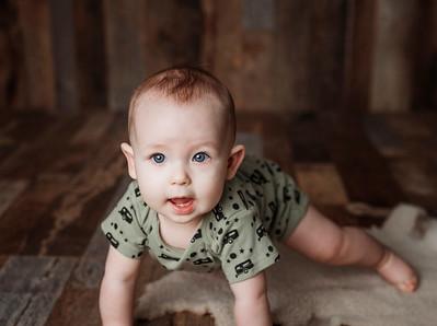 Samuel 8 Months