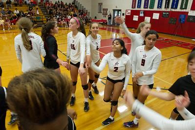 2016-10-14 Volleyball Girls SJS vs St. Andrew's