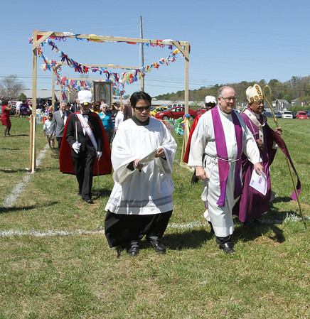 St. Francis of Assisi Church Groundbreaking