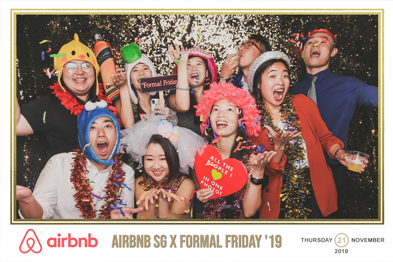 Airbnb Singapore   © www.SRSLYPhotobooth.sg