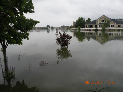 Bismarck Flood 2011