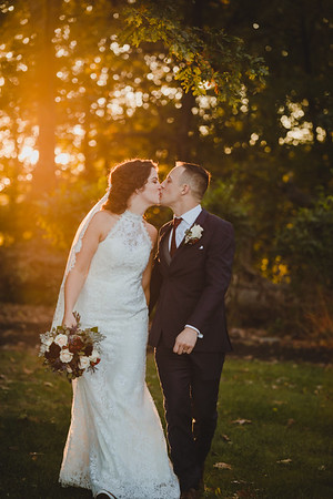 Monica & Nicholas' Wedding