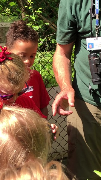 Kindergarten Explores Latodami Nature Center