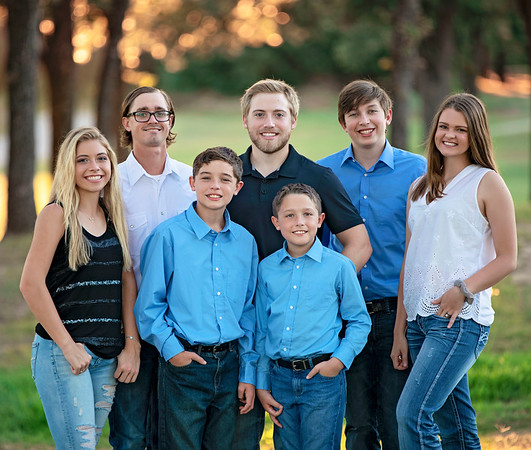 The Byers Family