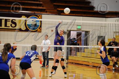 Volleyball - MHS vs Springfield - Oct 13, 2009