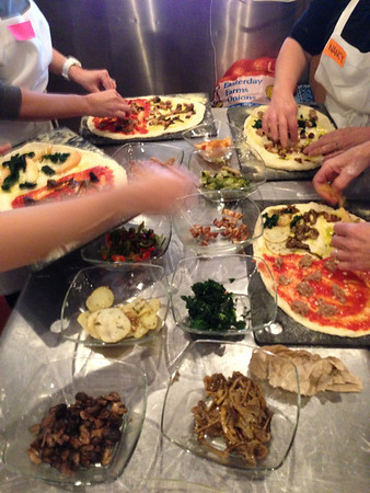 Serious Pie Pizza Class - March