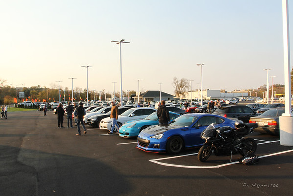 Bimmers and Biscuits Nov 2016
