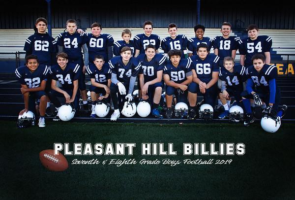 PH  7-8 Grade Football