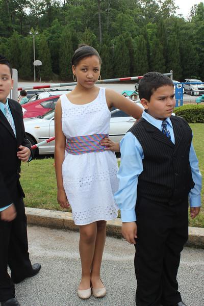 kearstins 5th grade Graduation