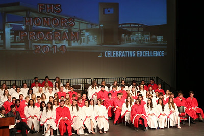 5/20/2014 - 83rd Annual Honors Program