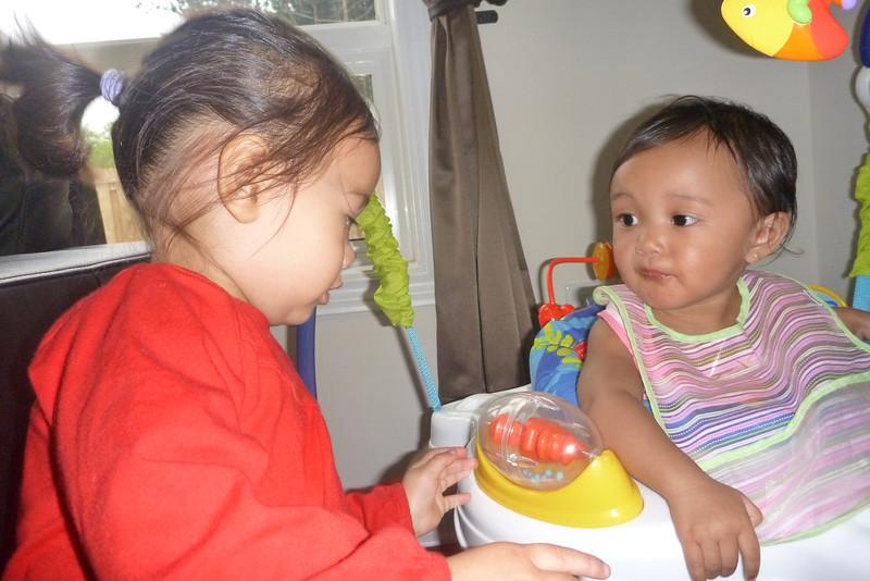 2011-June: Samantha's 1st Birthday