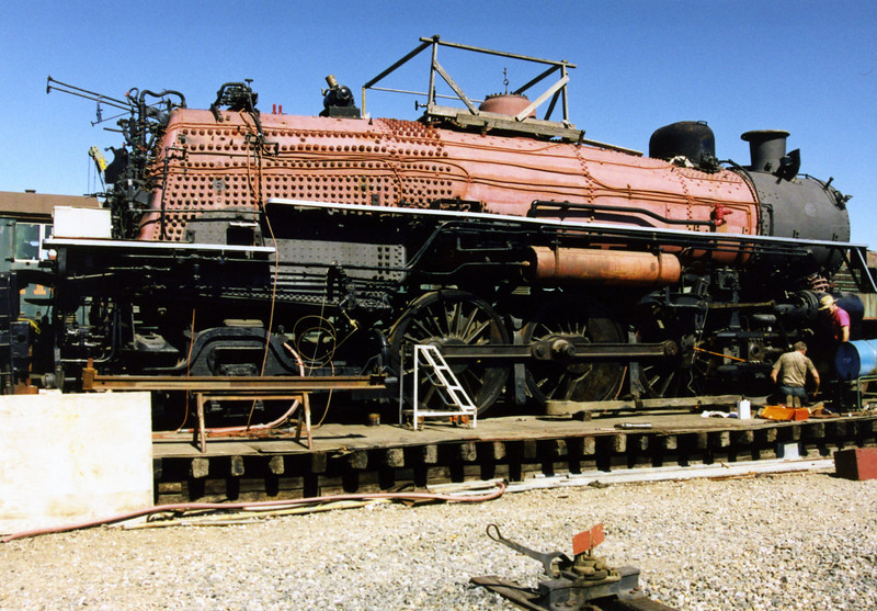 Trains: Steam Locomotives