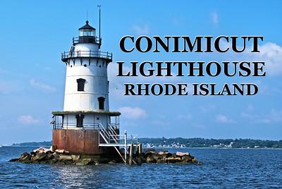 Conimicut Lighthouse, Rhode Island