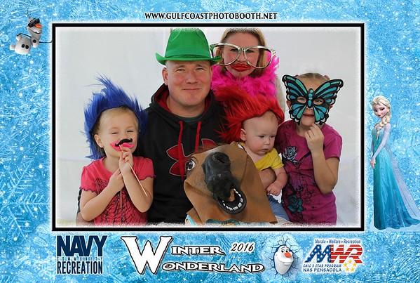 Pensacola MWR Winter Wonderland 2016