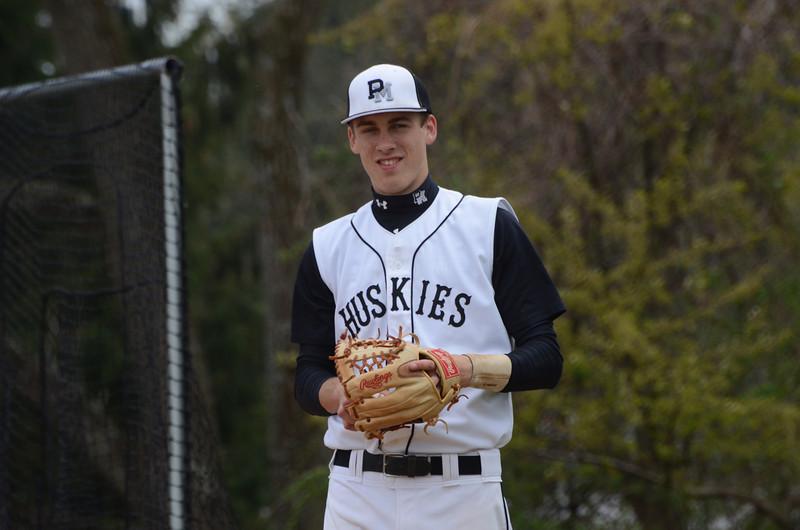 Varsity Baseball April 17 vs Rising Sun