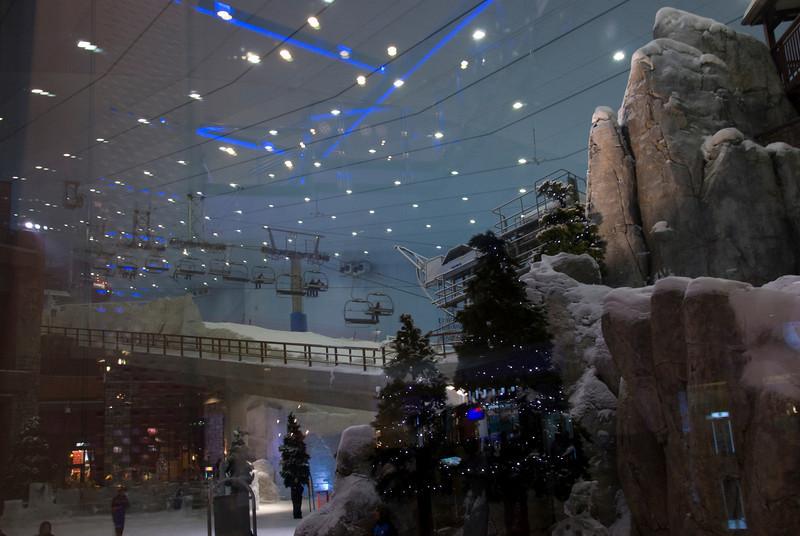 Indoor Ski Slope 3 - Dubai, UAE