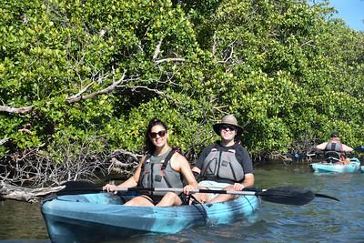 9AM Mangrove Tunnel Kayak Tour - Miller, Carbullido, Muradaz, Heithmar & Tucker