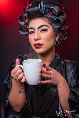 @xiomarymarquez Beauty Salon  Photoshoot December 2020