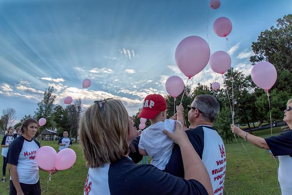 Harper's Balloon Launch
