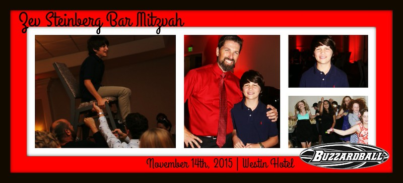 NOVEMBER 14TH, 2015 | Zev Steinberg Bar Mitzvah