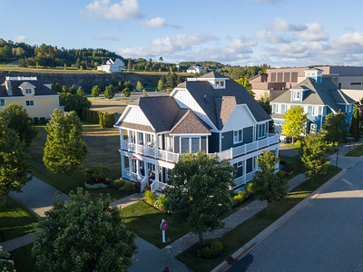 700 Sunset Way Bay Harbor Michigan Aerial Photography