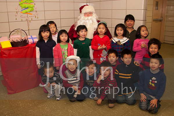 2009-12-19 : Staten Island Chinese School - Christmas Party