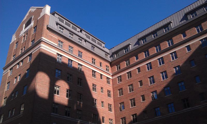 School of Information, North Quad - UM  (mobile Shots)