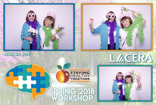 LACERA Spring 2019 Workshop