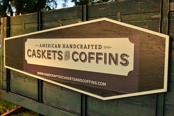 Caskets and Coffins