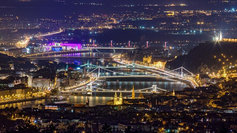 Budapest HHH-rol osszeillesztve