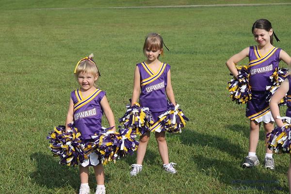 2009 Upward Cheerleading / Football