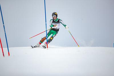 2017-01-21 Maranacook Slalom at Kents Hill