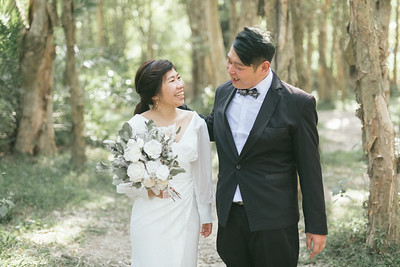 Pre-wedding | Jin + Doreen