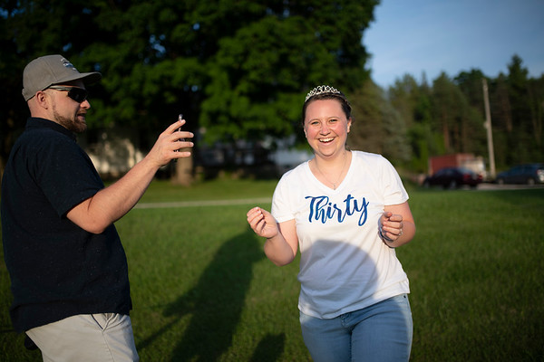 Happy 30th Melissa! | Camp Northern Lights Birthday Session