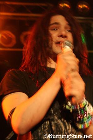 Sonny @ Club Infinity (Buffalo, NY); 4/27/08