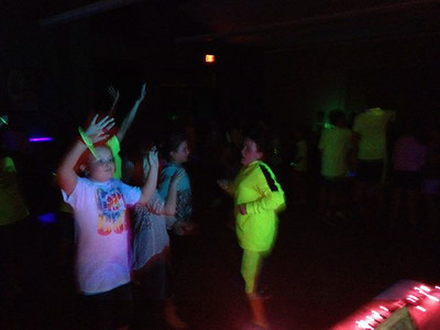 Middle School Dances 2013-14