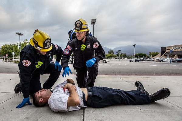 Active Shooter Drill - 11/1/16