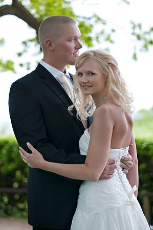 Anna & Christoffer 2011