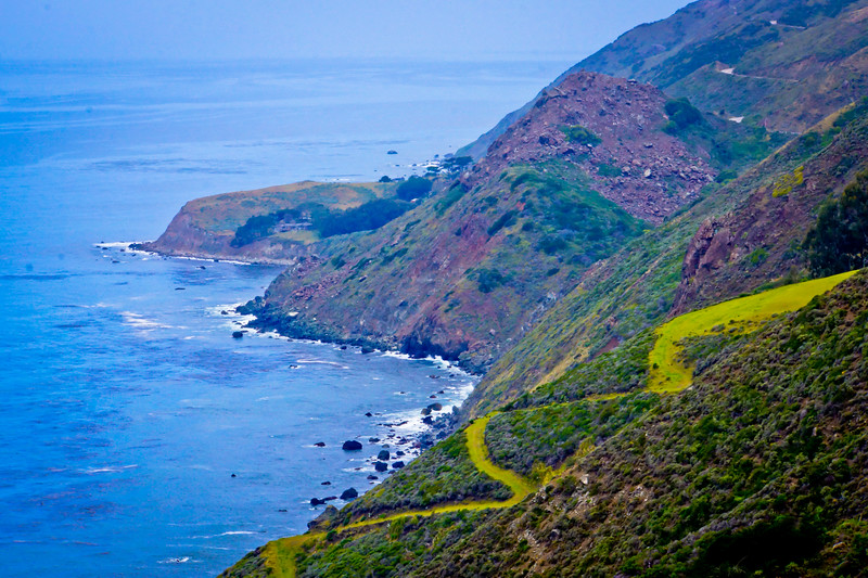 Pacific Coast Highway Trail?