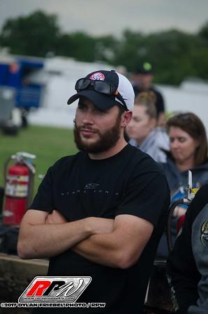 Weedsport Speedway - 6/25/17 - Dylan Friebel