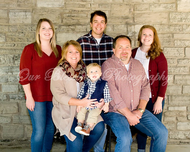 The Flemming Family 2017