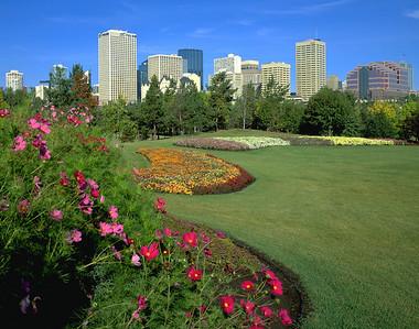 Edmonton Cityscapes