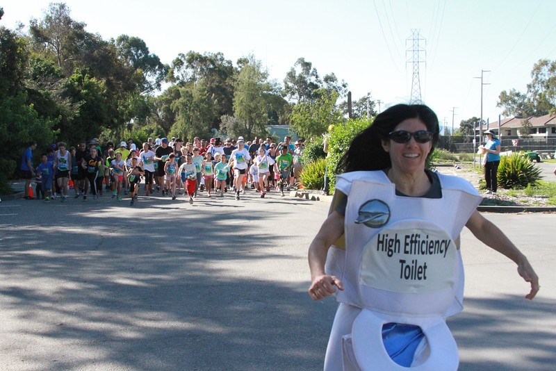 2016 Great Race for Saving Water and Earth Day Festival